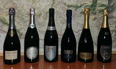Just in time for Super Bowl...#sparklingwines #champagne