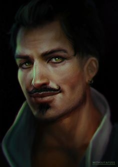 Moustache Guy by Withoutafuss  Dorian Pavus