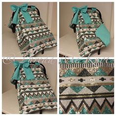 Aztec Sequin Canopy by ThreadMeKnot on Etsy