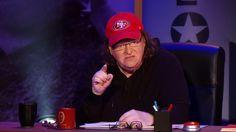 Michael Moore Unveils Trump-Skewering Broadway Play