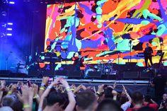 Over 40,000 Romanian fans sing Happy Birthday to Depeche Mode's Martin Gore - Romania Insider