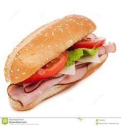Submarine sandwich.