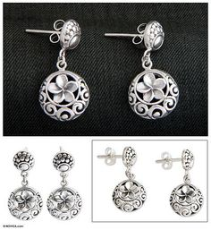 And earrings to match!!!..........