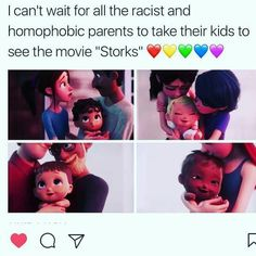 Find images and videos about pride and storks on We Heart It - the app to get lost in what you love. Lgbt Memes, Funny Memes, Isak & Even, Haha, Faith In Humanity Restored, Lgbt Community, Cute Gay, Gay Pride, Lgbt Pride Quotes
