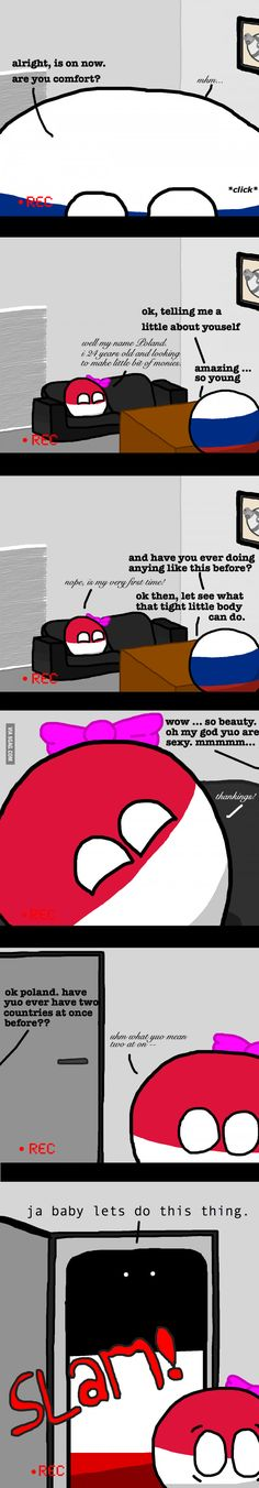 Countryballs: casting couch edition
