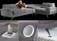 The Sound Sofa