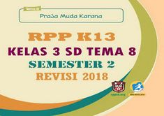 Download RPP K13 Kelas 3 SD Tema 8 Semester 2 Revisi 2018 Microsoft Windows, Words, Horse