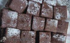 Kakaós kevert süti Food And Drink, Candy, Chocolate, Crafts, Manualidades, Chocolates, Sweets, Handmade Crafts, Craft