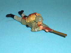 1930 - Elastolin Schütze richtig schießend 54/624 Selten | eBay