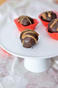 Peanut Butter Pretzel Truffles. Easy and delicious!!