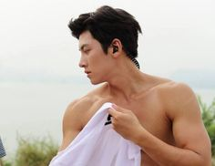 Ji Chang Wook Lee Jong Suk, Park Hyun Sik, Asian Actors, Korean Actors, Ji Chang Wook Photoshoot, Ji Chang Wook Healer, Ji Chan Wook, Yoo Ah In, Jung Hyun