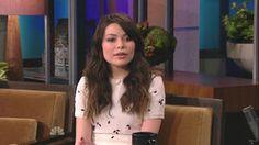 miranda cosgrove on jay leno  | Miranda Cosgrove - The Tonight Show with Jay Leno 06.02.2012 - Celebs ...
