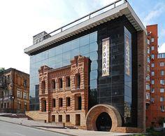 слияние классической и современной архитектуры: 16 тыс изображений найдено в Яндекс.Картинках