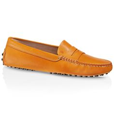 TOD'S - Gommino Driving Shoes in Leather