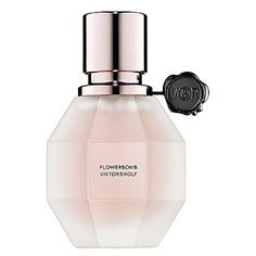 Flowerbomb Hair Mist - a scented garden of jasmine,  rose,  orchid, and ballerina freesia bloom on a base of patchouli.