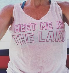 """57 Likes, 2 Comments - The Rustic Mule Fayetteville (@shoptherusticmule) on Instagram: """"Lots of new tees and tanks, but this one is the boss's favorite!!😍😍😍 @adlester25 """"meet me at the…"""""""