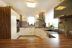 Kuchyně House Design, Kitchen Cabinets, Decor, Kitchen, Home, Interior, Kitchen Design, Cabinet, Home Decor