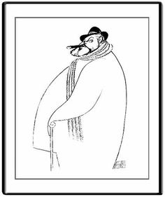 Orson Welles by All Hirschfeld Black And White Drawing, Black And White Portraits, Art Beat, Jazz Art, Orson Welles, Celebrity Caricatures, Learn Art, Art Forms, Illustrators