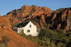Red Stone Hills   Oudtshoorn, Klein Karoo   sleeps 4