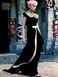 Haute Couture Love Fashion, Dark Fashion, Fashion Art, Editorial Fashion,  Fashion Beauty dce866c6509