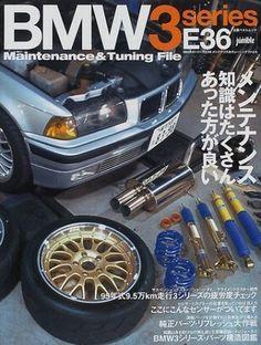 BMW 3 series E36 maintenance & tuning file