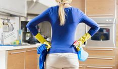 14 Clever Deep Cleaning Tips & Tricks Every Clean Freak Needs To Know Household Cleaning Tips, Diy Cleaning Products, Cleaning Solutions, Cleaning Hacks, Cleaning Services, Kitchen Cleaning, Cleaning Checklist, Cleaning Room, Cleaning Supplies