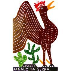 J.Borges - O galo da Serra