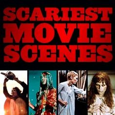 100 Scariest movie scenes according to AMC. This list will keep you amused for a while, and it's pretty good.