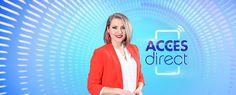 Urmareste aici editia integrala Acces direct din 8 Mai 2020 difuzata de luni si pana vineri de la ora 17.00 Tabu, Apple Tv, Blazer, Jackets, Women, Fashion, Down Jackets, Moda, Fashion Styles