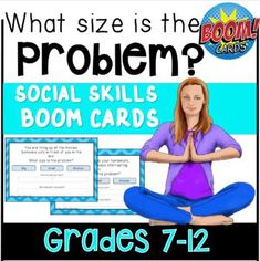 $4.00 · If you're looking for Boom cards for speech therapy to work on problem solving for teens, these cards are just what you are looking for. This is a NO prep speech therapy activity: Buy now and you are ready to go! Find this and many more speech therapy resources for teens at Misty's Speech World! Buy now: to purchase this set of task cards, click on this pin, purchase and add this therapy resource to your speech therapy toolkit!
