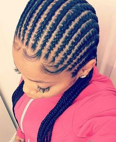 The Fascinating History of Braids You Never Knew About The ever-evolving world of beauty births new. Latest Braided Hairstyles, African Braids Hairstyles, Protective Hairstyles, Cornrows With Beads, Curly Hair Styles, Natural Hair Styles, Long Box Braids, Pigtail Braids, Thing 1