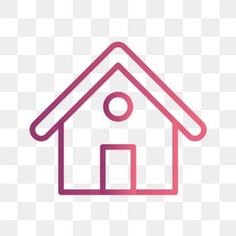 House Clipart, House Vector, Instagram Logo, Icon Png, Icon Icon, Vector Icons, Vector Art, Icon Design, Location Icon