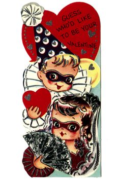 Masquerade Valentine