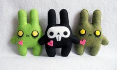 zombie bunny
