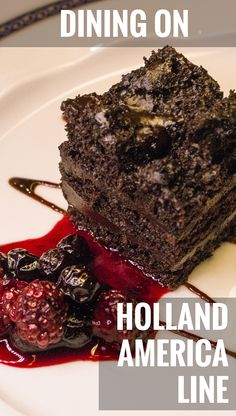Food quality and variety can vary between cruise lines. So how does Holland America Line compare? We tried out 6 dining options aboard the Noordam during our 7-night cruise from Vancouver to Alaska.