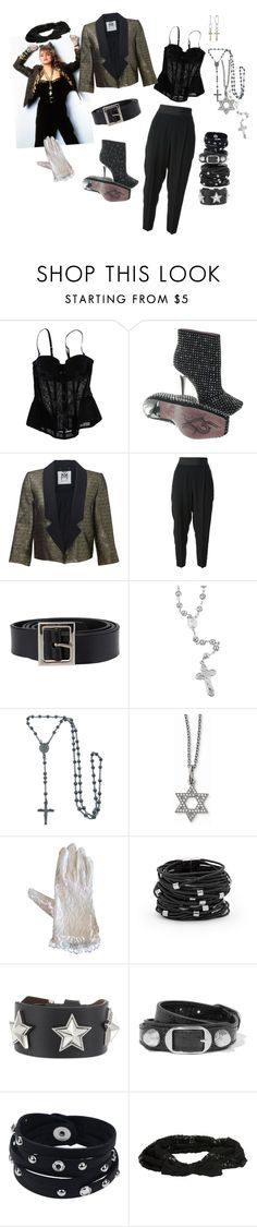 """""""Desperately seeking Susan........"""" by swirl38 ❤ liked on Polyvore featuring La Perla, Milly, STELLA McCARTNEY, Dolce&Gabbana, Eternally Haute, Amanda Rose Collection, Chico's, Givenchy, Balenciaga and Aéropostale"""