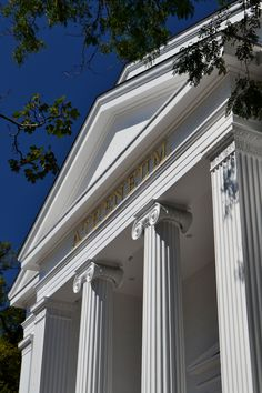 Atheneum on Nantucket, such a rich culture and fascinating history // Nantucket, Massachusetts