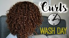 How To Wash & Untangle Curly Hair under 10 Minutes [Video] Read the article here - http://blackhairinformation.com/video-gallery/wash-untangle-curly-hair-10-minutes-video/