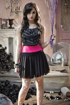 Demi Lovato - Here We Go Again - photoshoot