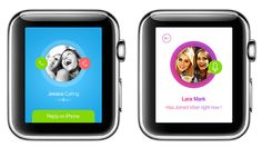 Good news for all your Apple Watch bearers, Viber is now up for grabs on the wearable technology. Users can read/reply to their messages and send funny stickers right from. Smartwatch, Apple Watch Apps, Android, Wearable Technology, List, Funny Stickers, Watches, Iphone, News