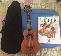 Ukulele Case Book