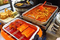 A hungry traveller's guide to Korean street food
