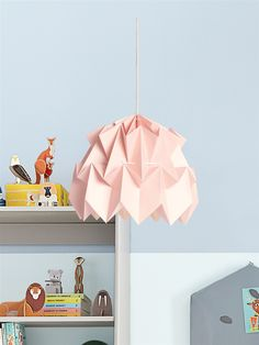 suspension origami la maison vetement et dco cyrillus - Suspension Origami Ikea