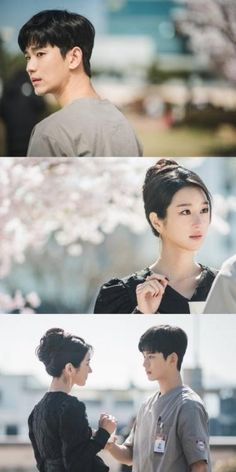 Korean Drama Quotes, Korean Drama Movies, Movie Couples, Cute Couples, Asian Actors, Korean Actors, Kim Soo Hyun Instagram, Hyun Seo, Drama Korea