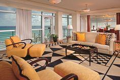 Living the Suite Life @ The Ritz-Carlton, South Beach #treasuredtravel