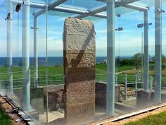 The Shandwick Stone, Shandwick, The Scottish Highlands