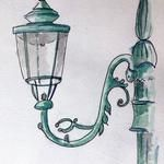 Kandelláber Candle Sconces, Sketching, Wall Lights, Candles, Lighting, Travel, Home Decor, Venice Italy, Appliques