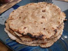 Gluten-free Chapati. Basic indian gluten free flour mix uses a mix of Amaranth Flour, Sorghum Flour and Xanthan gum.