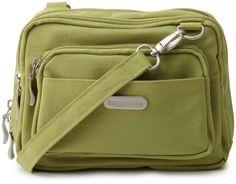 Amazon.com: Baggallini Triple Zip Bagg: Clothing $39.93