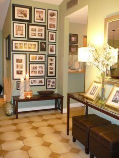 traditional living room by FOCAL POINT STYLING